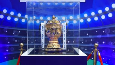 IPL 2020 Update: BCCI Formally Communicates to Emirates Cricket Board to Host Indian Premier League 13 in UAE