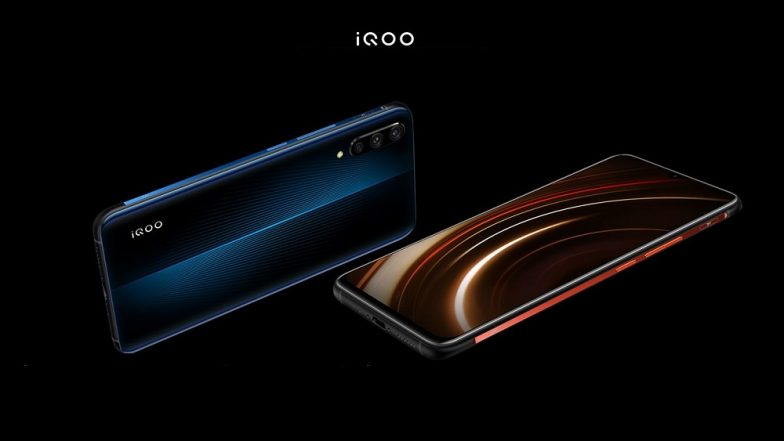 Vivo iQOO Gaming Smartphone With 12GB RAM & Snapdragon 855 SoC Launched; Price, Features & Specifications