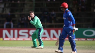 Live Cricket Streaming of Afghanistan vs Ireland ODI Series 2019: Check Live Cricket Score, Watch Free Telecast of AFG vs IRE 1st ODI Online