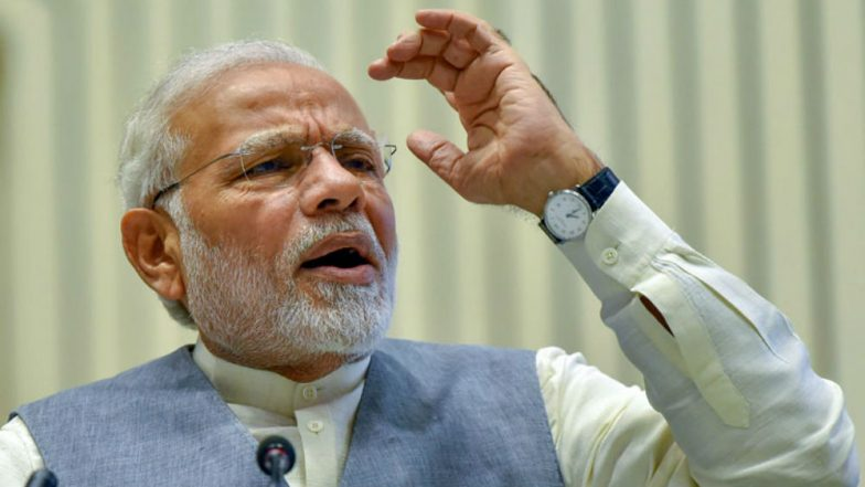 Pariksha Pe Charcha 2020: PM Narendra Modi to Interact With Students on January 20 to Share Valuable Tips Ahead of Board Exams