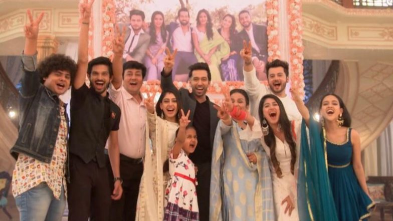 Ishqbaaz Off Air: Nakuul Mehta and Niti Taylor's Emotional Messages! View Posts
