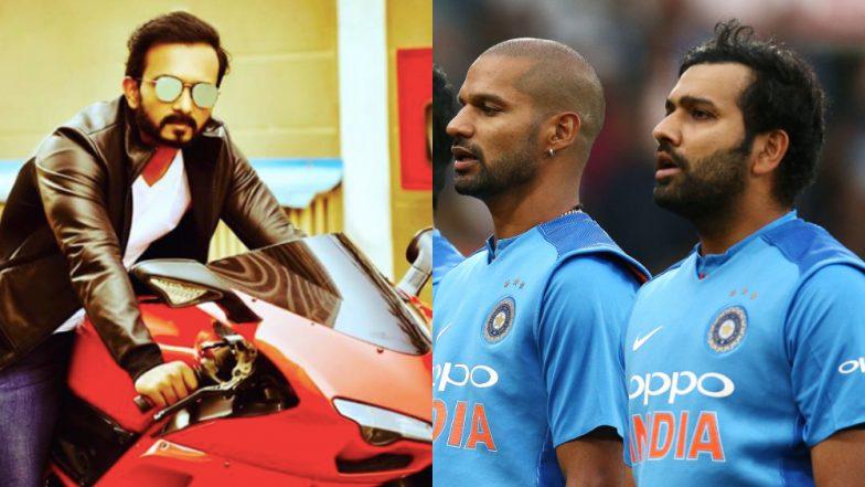 Kedar Jadhav Akin to Salman Khan? Hardik Pandya, Rohit Sharma and Shikhar Dhawan Join Forces to Troll the Middle-Order Batsman