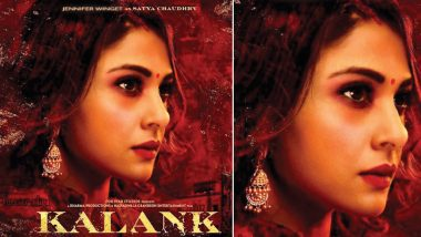Jennifer Winget's Fans Dedicate A Kalank Inspired Poster For The Actress! View Pic