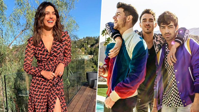 THIS Cute Jonas Was Not Very Approving About Priyanka Chopra's Addition to the Family, Find Out Why