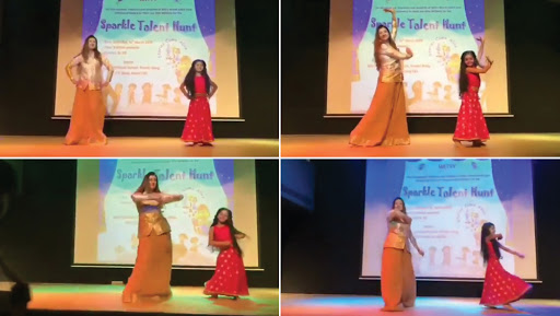 Watch Juhi Parmar Dance Her Heart Out with Daughter Samairra at Her School Talent Hunt