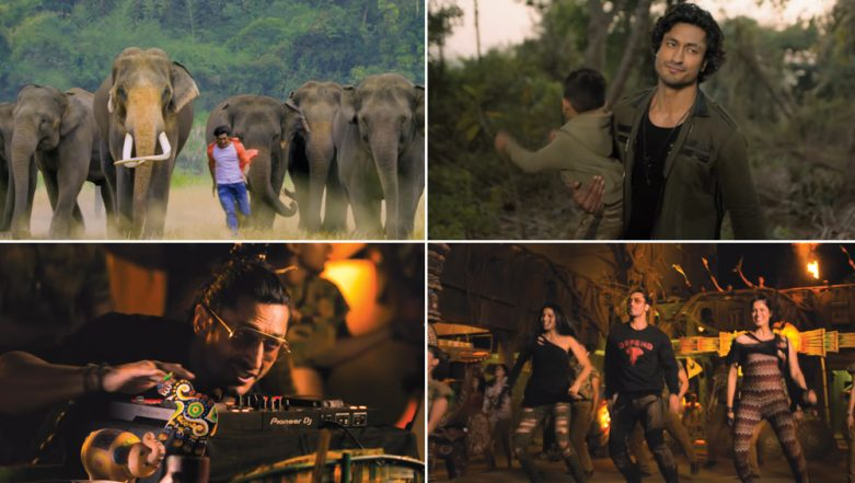 Junglee Song Garje Gajraj Hamare: Vidyut Jammwal, Pooja Sawant and Asha Bhat's Latest Track is All About Dangal in the Jungle! - Watch Video