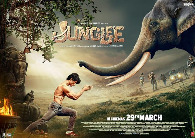 Junglee New Poster and Release Date Out Now; To Clash With Notebook!
