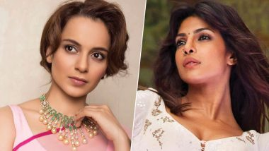 Kangana Ranaut Was Offered the Iconic 'Ram Leela' Song that Featured Priyanka Chopra