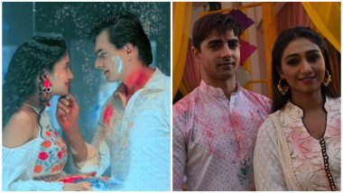 Yeh Rishta Kya Kehlata Hai Spoilers: Naira and Kartik Patch Up After Having Bhaang; Naksh and Kirti Apologise To Everyone!