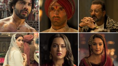 Kalank Teaser OUT! Alia Bhatt and Varun Dhawan's Undying Romance Is The Highlight  In This Regal Family Drama  (Watch Video)