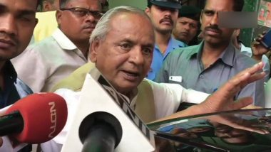 Babri Masjid Demolition Case: CBI Moves Court for Summoning Former Rajasthan Governor Kalyan Singh