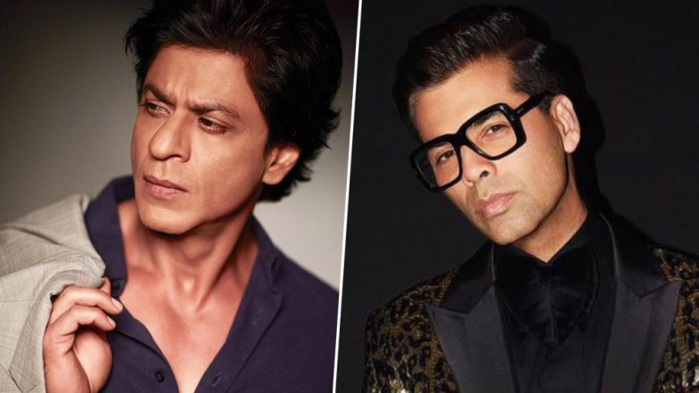Karan Johar Blames 'Technical Problem' After Accidentally Liking Insulting Tweet About Shah Rukh Khan