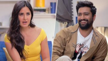 Ahem! Vicky Kaushal Took Romance Lessons From Katrina Kaif Long Before he Made his Acting Debut - Watch Video