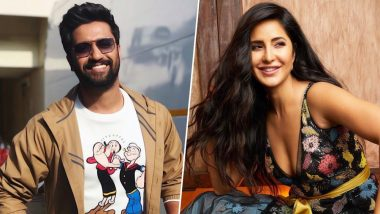 Are Vicky Kaushal and Katrina Kaif Teaming Up for a Romantic Drama? Here's What We Know!