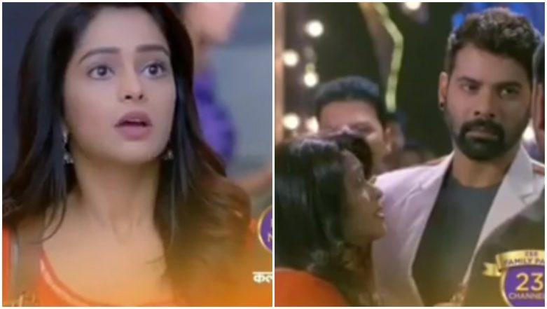 Kumkum Bhagya March 20, 2019 Written Update Full Episode: Pragya's Worst Fears Come True When Prachi Bumps Into Abhi in Delhi!
