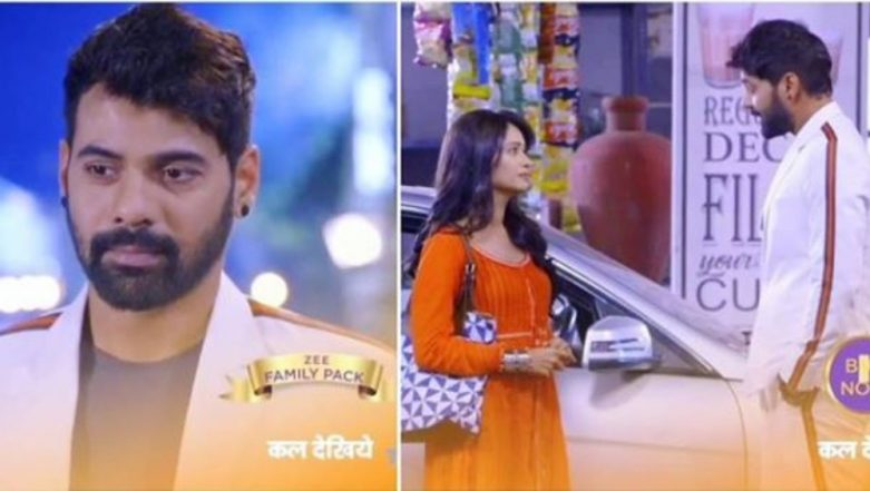 Kumkum Bhagya March 21, 2019 Written Update Full Episode: Abhi and Prachi Have a Pleasant Encounter at an Awards Function While Rhea Skips the Event