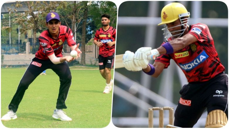 Team KKR in IPL 2019: Shubman Gill, Robin Uthappa & Others Begin Preparing for Indian Premier League 12 (See Pics and Video)