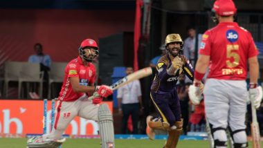 KXIP vs KKR Toss and Playing XI Live Updates: Unchanged Kolkata Knight Riders Put Kings XI Punjab to Bat