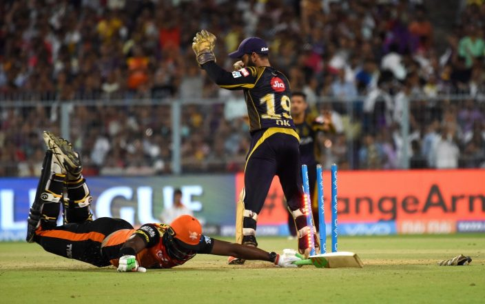KKR vs SRH, IPL 2019 Stat Highlights: Andre Russell Guides Home Team to Six-Wicket Victory