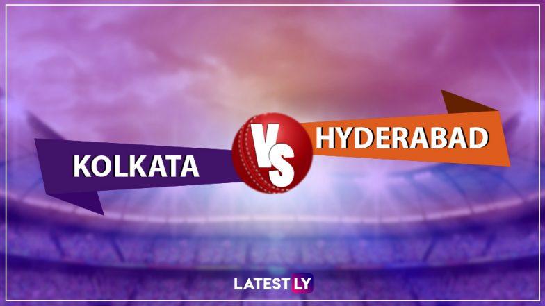 KKR vs SRH, IPL 2019 Live Cricket Streaming: Watch Free Telecast of Kolkata Knight Riders vs Sunrisers Hyderabad on Star Sports and Hotstar Online