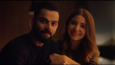 Anushka Sharma Defends Virat Kohli's Aggression on Field, Says It's Because He's Passionate About the Game