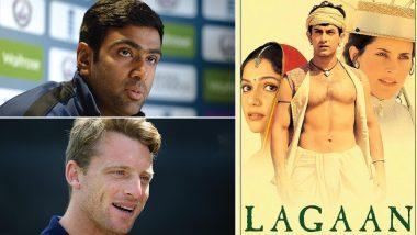 R Ashwin 'Mankades' Jos Buttler in IPL 2019: Twitterati Calls It Revenge for This Scene in Aamir Khan's Lagaan!