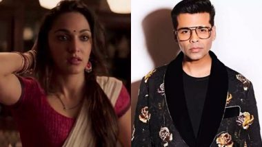 Karan Johar Says His Mother Reprimanded Him For Kiara Advani's Orgasm-Scene in Lust Stories - Watch Video