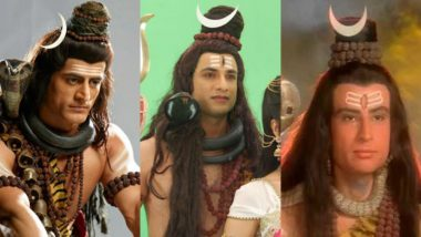 Maha Shivratri 2019: Mohit Raina, Himanshu Soni, Samar Jai Singh – Top 5 Actors Who Played Lord Shiva on TV