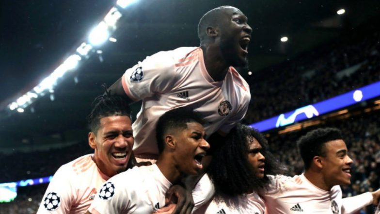 Manchester United Make Champions League 2018-19 History at PSG's Expense