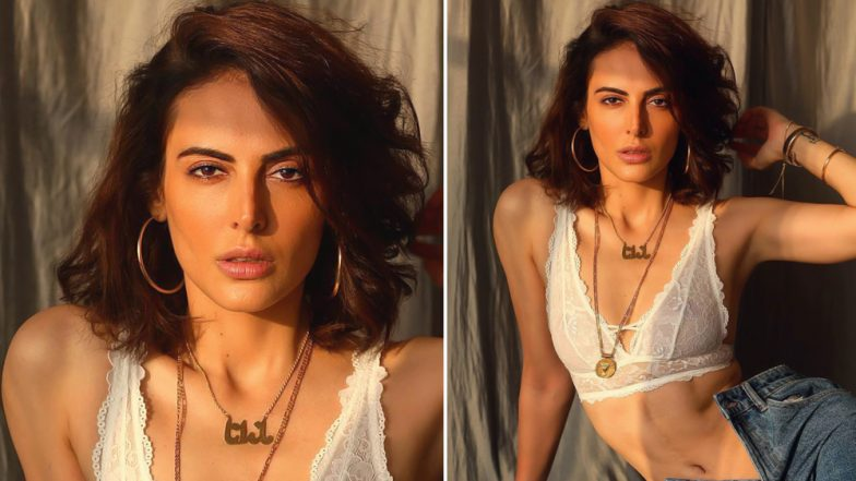 Bigg Boss 9's Mandana Karimi Goes Topless for Latest Photoshoot, Calls Out Trolls For Skinny Shaming Her