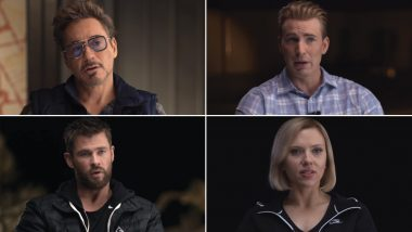 Avengers: Endgame - 'We Are Not Used to Losing' Says Captain America aka Chris Evans While Describing the Defeat in this New Featurette (Watch Video)