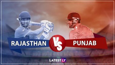 RR vs KXIP, Live Cricket Score of IPL 2019 Match: Get Live Updates of Rajasthan Royals vs Kings XI Punjab