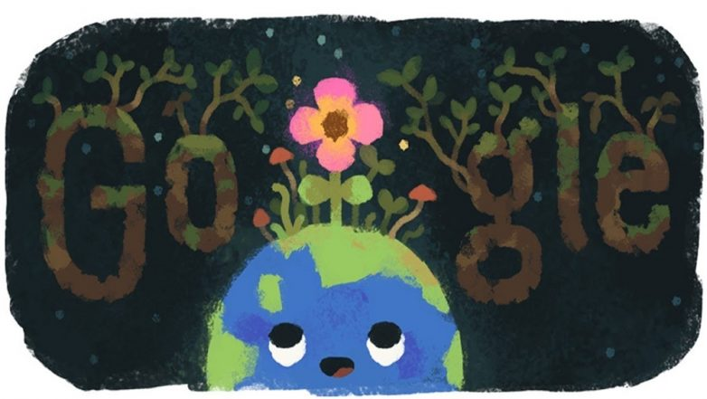 Google Celebrates Spring Equinox With an Animated Doodle