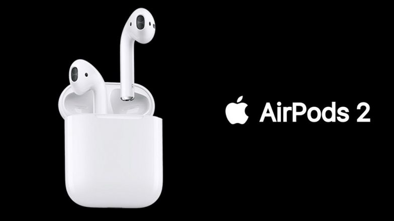 Apple AirPods 2 Likely To Go on Sale on March 29; Special Media Event Slated Next Month
