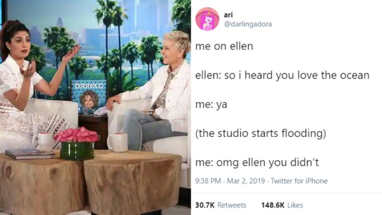 'Me on Ellen' Memes Take Over the Internet as Fans Reimagine Bizarre Scenarios! View Tweets