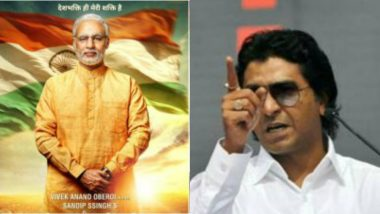 MNS Chief Raj Thackeray Threatens Agitation Against Narendra Modi Biopic For Violating the Model Code of Conduct For Lok Sabha Elections 2019
