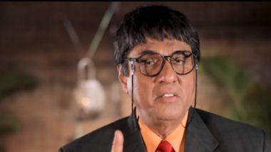 Sorry Shaktimaan Teaser: Mukesh Khanna Aka Gangadhar Returns with New Web Series – Watch Video