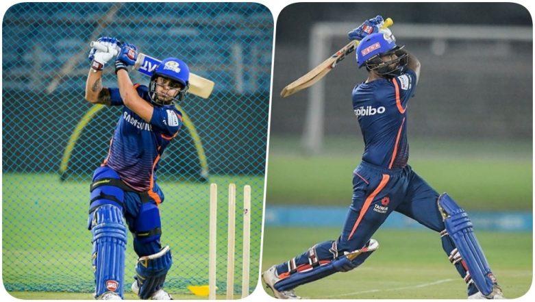IPL 2019: Mumbai Indians Players Begin Preparations for Indian Premier League Season 12 (See Pics)