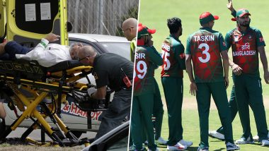 New Zealand Terror Attack: Indian Support Staff of Bangladesh Cricket Team Recalls Christchurch Mosque Shooting Horror