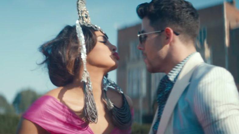 Priyanka Chopra Screams 'OMGeeee' As Jonas Brothers' Song 'Sucker' Hits No 1 on Billboard Hot 100