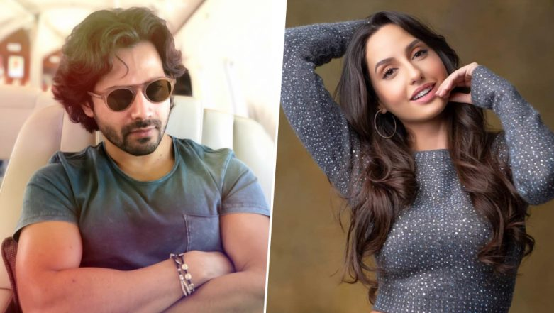 Varun Dhawan-Nora Fatehi's Dance-Off on Dilbar Song Will Energise Your Grey Tuesday