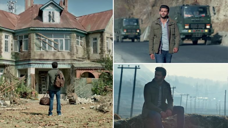 Notebook Song Safar: Mohit Chauhan's Melodious Voice Adds Magic to This Zaheer Iqbal Number - Watch Video