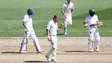 Live Cricket Streaming of New Zealand vs Bangladesh Test Series 2019 on Hotstar: Check Live Cricket Score, Watch Free Telecast Details of NZ vs BAN 2nd Test Match on TV & Online