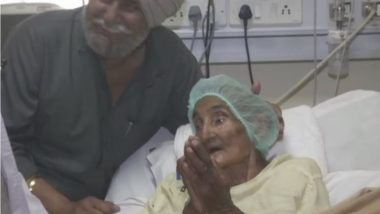 Punjab Woman Fitted with Pacemaker at Age 118 to Become Oldest Person in the World to Undergo Surgery Successfully