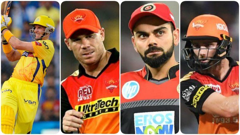 IPL Orange Cap Holders: List of Highest Scoring Batsmen From 2008-18 of Each Season in the Indian Premier League T20 Tournament