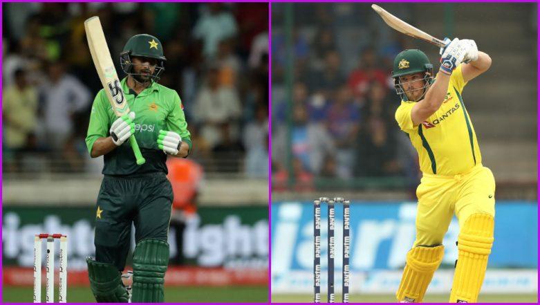 Pakistan vs Australia ODI Series 2019 Schedule: Complete Fixtures, Match Dates, Timetable, Squads and Venue Details of PAK vs AUS