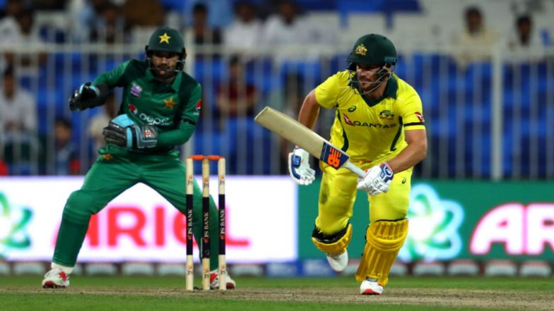 Live Cricket Streaming of Pakistan vs Australia, 2nd ODI 2019 on Sonyliv: Check Live Cricket Score, Watch Free Telecast PAK vs AUS 2nd ODI on PTV Sports & Online