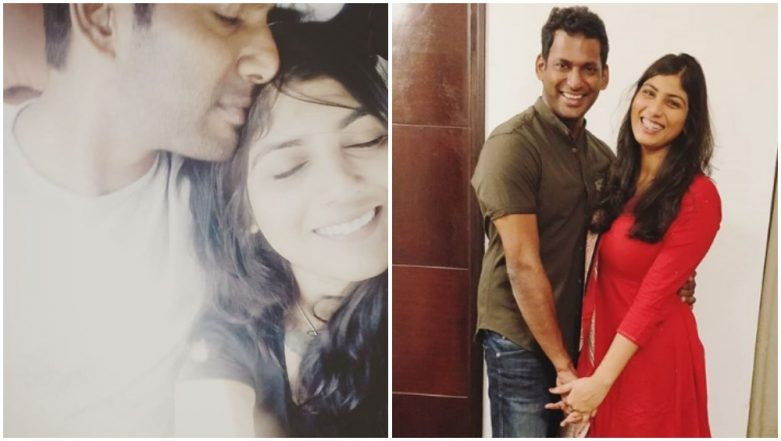 GK Reddy's Son Vishal to Get Engaged to Anisha Alla on March 16?