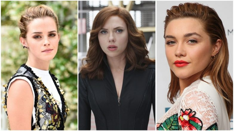 Not Emma Watson But 'Fighting With My Family' Star Florence Pugh to Star in Scarlett Johansson's Black Widow Movie?