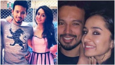 4 Times When Shraddha Kapoor and Rohan Shrestha's Pics Became Viral! See It Here